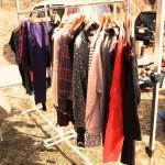 衣類も販売